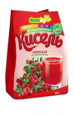 """Кисель """"Клюквенный"""" на натуральной основе обогащенный витаминами"""