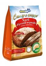 """Хлеб """"Русский черный""""  готовая хлебная смесь"""