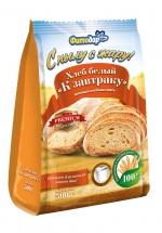 """Хлеб белый """"К завтраку"""" готовая хлебная смесь"""